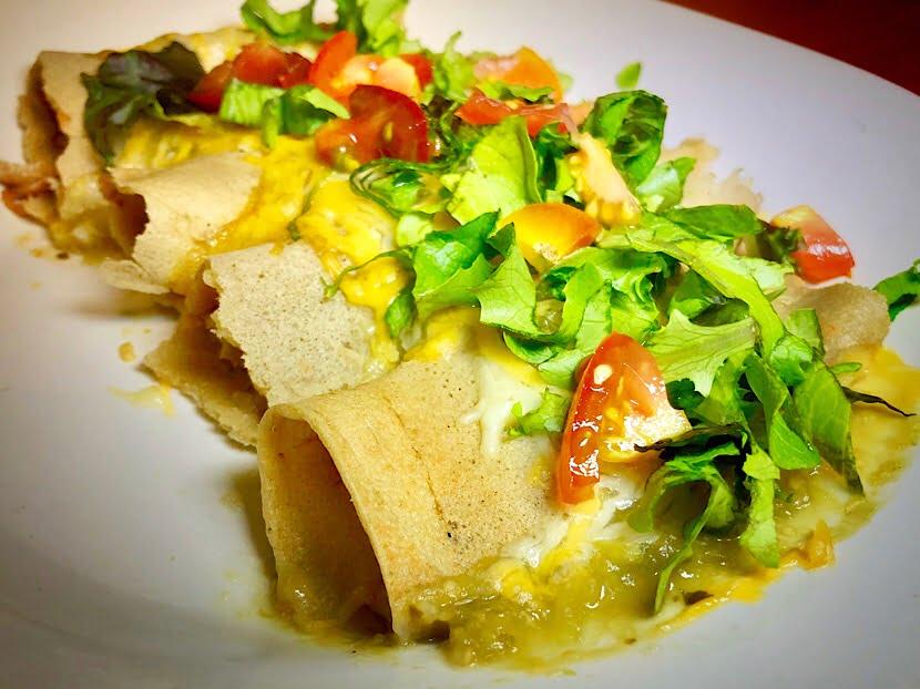quinoa enchilada